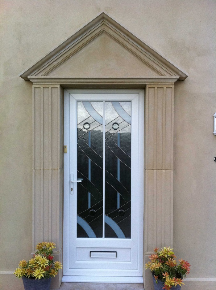 Door Surround £395.00 - Cast Dress Stone - Bay Windows and Doors Cast Stone Architectural - Cymru Stone & Door Surround £395.00 - Cast Dress Stone - Bay Windows and Doors ...